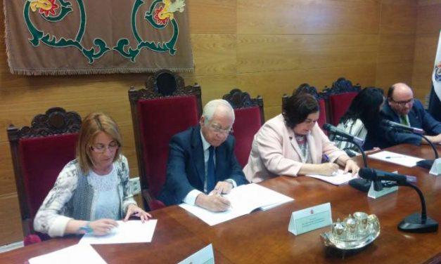 La Junta firma el protocolo de coordinación para grandes catástrofes en la provincia de Cáceres