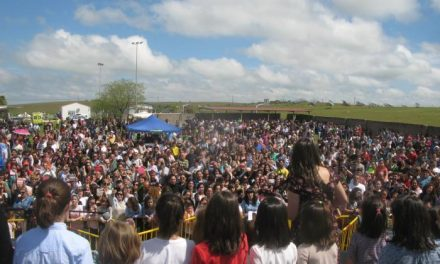 La climatología obliga a suspender las actuaciones musicales de este domingo del Festivalino de Pescueza