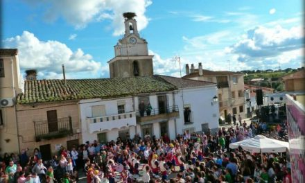 El Festivalino de Pescueza registra récord de asistencia con 7.000 visitantes pese a la lluvia  del domingo