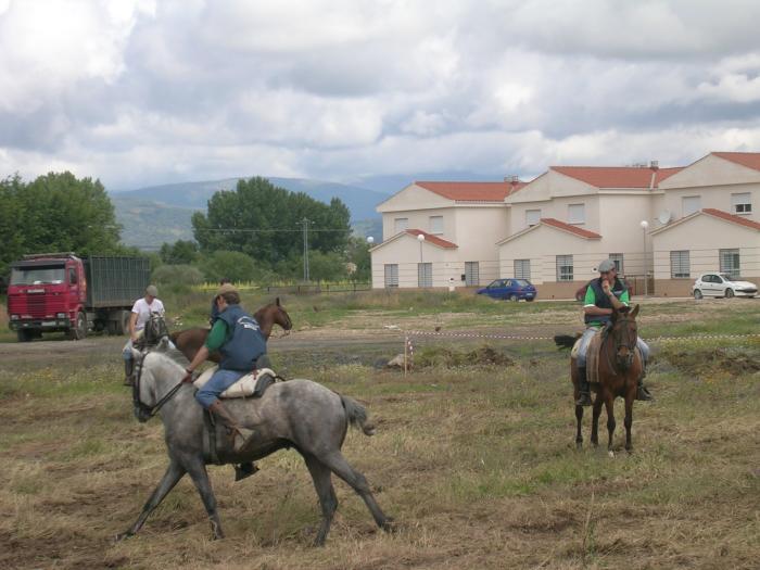 Formación de Agraria celebra el día del centro con invitados del mundo del toro que se han dado cita en Moraleja