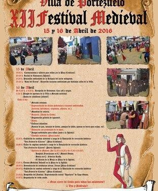 Portezuelo espera recibir a cerca de 4.000 personas este fin de semana en el XII Festival Medieval