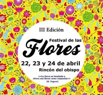 Rincón del Obispo celebrará el III Festival de las Flores con rutas guiadas, talleres y actuaciones folklóricas
