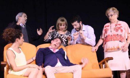 """El grupo Coliseo Teatro representará """"Tres papás para Toto"""" este viernes en la casa de cultura de Coria"""