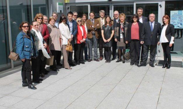 Vergeles anuncia la próxima revisión de la Ley del Voluntariado de Extremadura