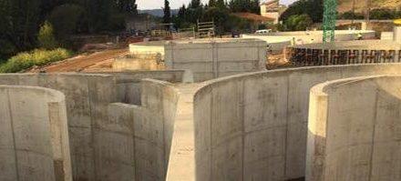 Continúan los trámites para la puesta en marcha de la nueva Estación Depuradora de Aguas Residuales de Coria