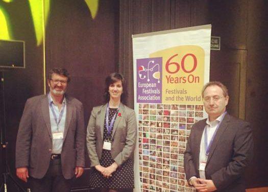 El Festival de Mérida se incorpora a la Red Europea de Festivales para reforzar la promoción internacional