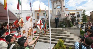 La brigada Extremadura XI apela a la labor pacificadora de los ejércitos para lograr un clima de entendimiento