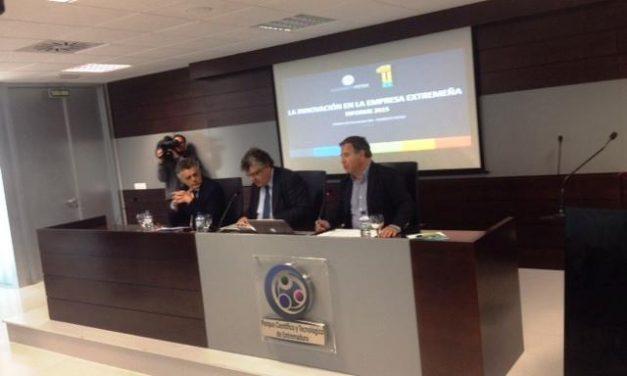 La Junta de Extremadura destaca la innovación en la empresa extremeña descendió hasta el 44,4%