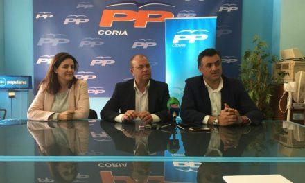 """Monago insta a la Junta de Extremadura a """"tomarse en serio"""" la rehabilitación de la Catedral de Coria"""