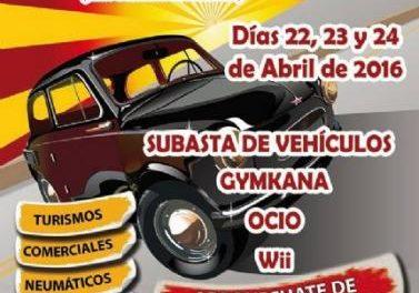 La VIII Feria del Automóvil de Coria abrirá sus puertas este viernes con más de 200 vehículos