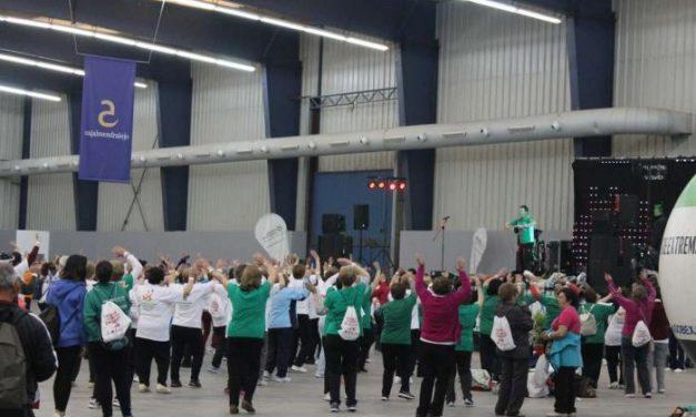 """La jornada """"Entrenando Salud"""" apuesta por la importancia del ejercicio físico en la tercera edad"""