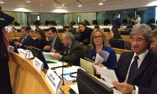 La Asamblea de Extremadura presenta en Bruselas medidas para promover la igualdad de género