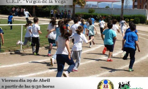 El Colegio Virgen de la Vega de Moraleja celebrará este viernes las IV Olimpiadas Escolares