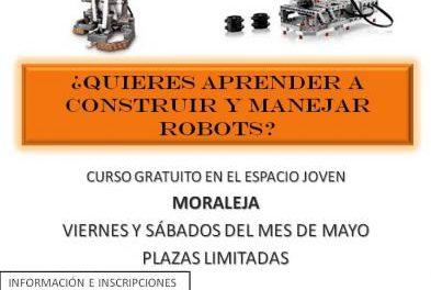 El VIII Plan Local de Juventud de Moraleja dará comienzo con un taller de robótica en el espacio joven