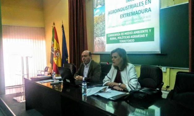 El Ejecutivo regional destinará 30 millones de euros a incentivos agroindustriales