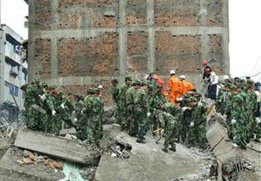 Extremadura envía ayuda de emergencia para los miles de afectados por el terremoto del sur de China