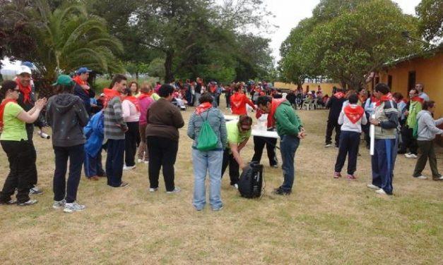 La IV Jornada de la Discapacidad y el Toro Bravo congregó en Moraleja a 250 asistentes