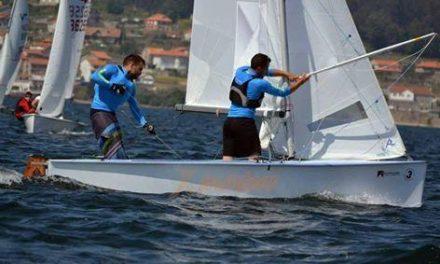 Dos deportistas moralejanos revalidan el título de Campeones de España de Aguas Interiores de Vaurien