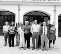 El club de lectura Barataria de Don Benito ha participado en el II Encuentro de Clubes de Lectura en Almendralejo