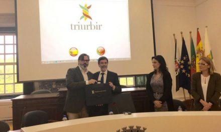 El alcalde de Plasencia reitera la importancia de los proyectos trasfronterizos de Triurbir