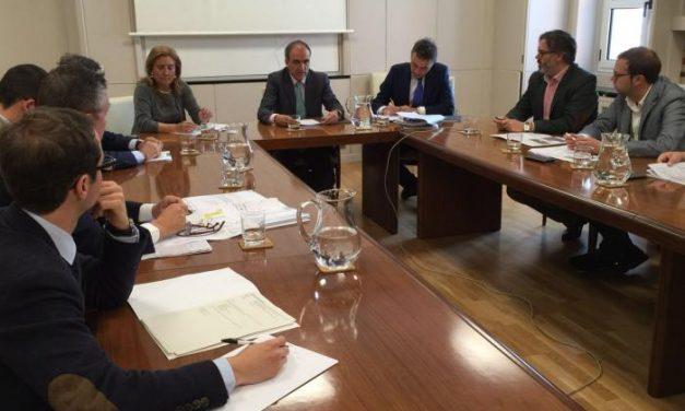La Junta prevé licitar en junio la redacción del proyecto de las obras de Martín Palomino