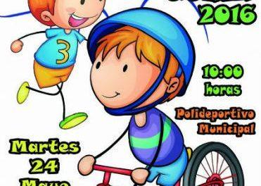 """Los alumnos de los centros educativos de Coria participarán el día 24 en el """"Duatlón Proade"""""""