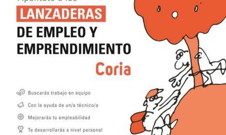 Más de una veintena de personas sin trabajo podrá participar en la Lanzadera de Empleo de Coria