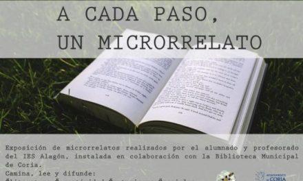 """La casa de cultura de Coria expondrá microrrelatos de los alumnos y profesores del IES """"Alagón"""""""