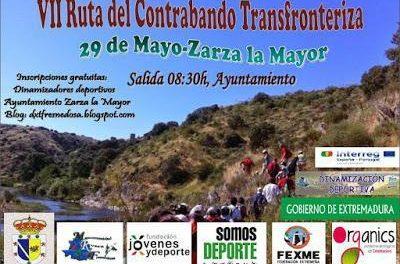 Zarza la Mayor rememorará este domingo la figura del contrabandista con una ruta transfronteriza