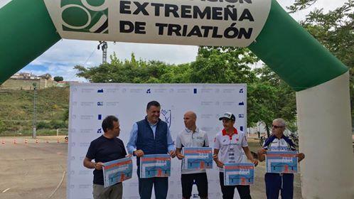 Coria acogerá de nuevo el 17 de julio el Campeonato de Extremadura de Triatlón tras 15 años