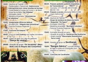 El grupo Sangre Ibérica llenará de rumba y flamenco el IX Festival del Borrego de Rosmaninhal