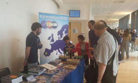 Extremadura se promociona  en la Jornada de Puertas Abiertas de las instituciones europeas en Bruselas