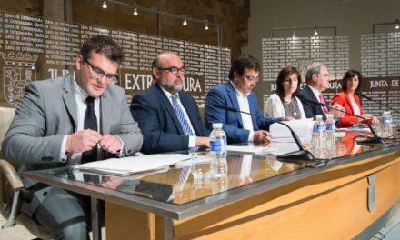 La Junta anuncia que fomentará con 155 millones de euros la ocupación y la creación de empresas