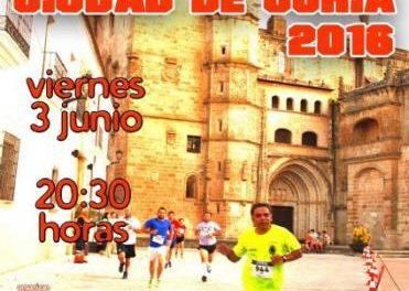 El XXXII Cross Urbano Ciudad de Coria reunirá a cientos de deportistas este viernes