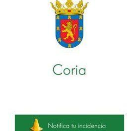 Los vecinos de Coria ya pueden hacer uso de la nueva aplicación Línea Verde con información útil de la ciudad