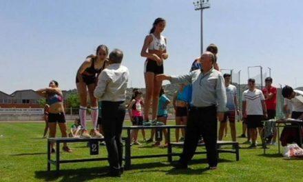 La moralejana Andrea Chorro competirá con la selección extremeña en el Campeonato de España de Atletísmo