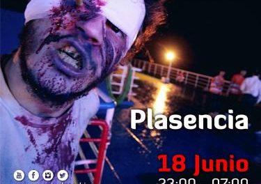"""Más de medio millar de personas se dará cita este sábado en Plasencia para vivir el """"Survival Zombie"""""""