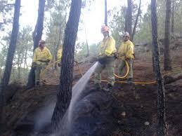 """El Infoex y el Centro 112 piden """"respeto"""" al trabajo realizado durante el incendio de Sierra de Gata"""