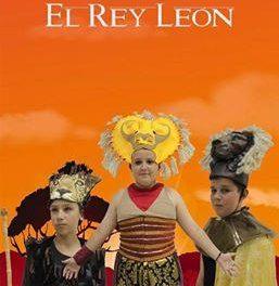 El musical El Rey León llegará este lunes a Moraleja de la mano de los alumnos del Virgen de la Vega