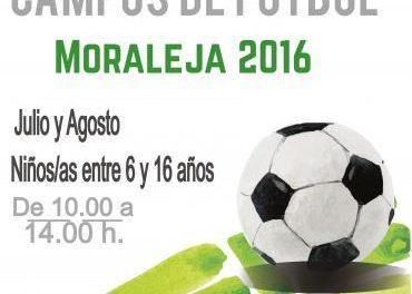 El consistorio de Moraleja crea un amplio programa de actividades deportivas en San Buenaventura