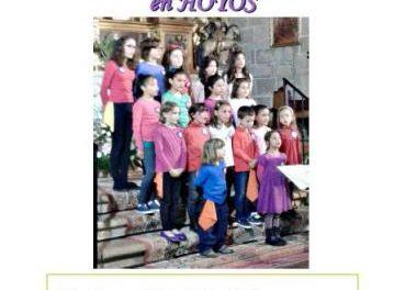 """El coro infantil """"Los Cucos"""" de Acebo ofrecerá este viernes en Hoyos su segundo concierto en solitario"""