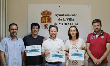 """El moralejano Jesús Simón gana el I Rally Fotográfico """"Moraleja una imagen"""" organizado por el consistorio"""