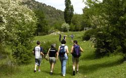Ademoxa organiza una ruta de senderismo de dificultad media por la comarca del Valle del Ambroz