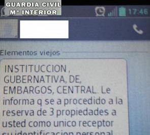 Una mujer de 56 años ingresa en prisión por varios delitos de estafa cometidos en Montehermoso