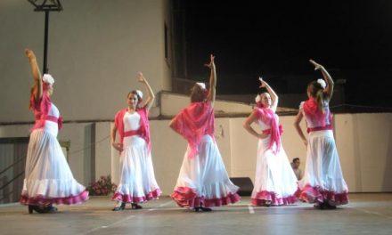 Moraleja inaugura el programa cultural de San Buenaventura con flamenco y folklore