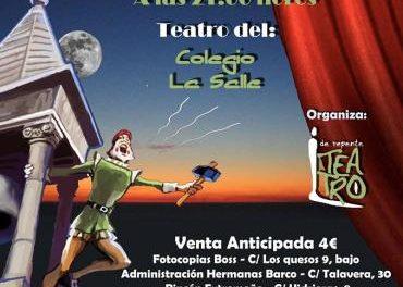 La cantante Kirby Navarro ofrecerá un taller de teatro musical en la ciudad de Plasencia