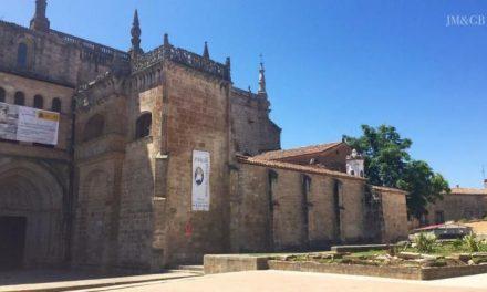 Las obras de la Catedral de Coria obligan a cerrar el edificio al público durante diez meses