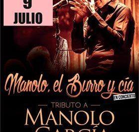 La pista de Las Vegas de Moraleja acogerá en la noche de este sábado un tributo al cantante Manolo García