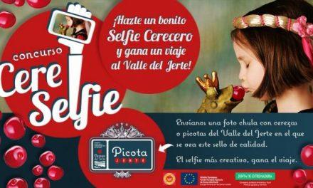 """La Denominación de Origen """"Cereza del Jerte"""" promocionará sus productos con un concurso de selfies"""