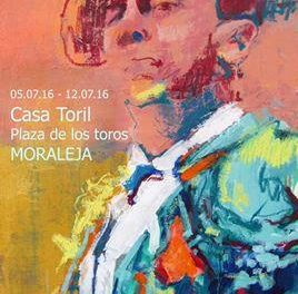 La Casa Toril de Moraleja acoge hasta el próximo martes una muestra de arte taurino